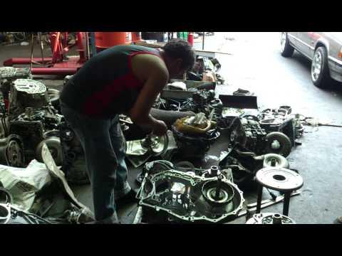 งานซ่อมเกียร์ VOLK CARAVELLE T5 32-1533: กีออโต้เซอร์วิส ซ่อมเกียร์ออโต้