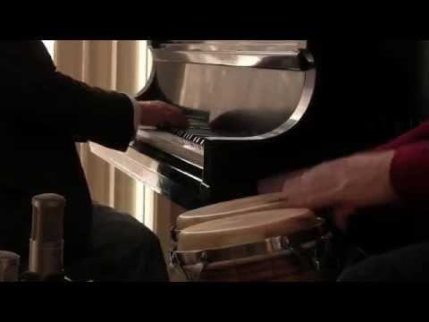 Bongo lessons for beginners with Rich Dworsky on piano as a special guest