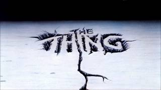 Soundtrack ~ Ennio Morricone ~ The Thing (1982) ~ 10 ~ Despair