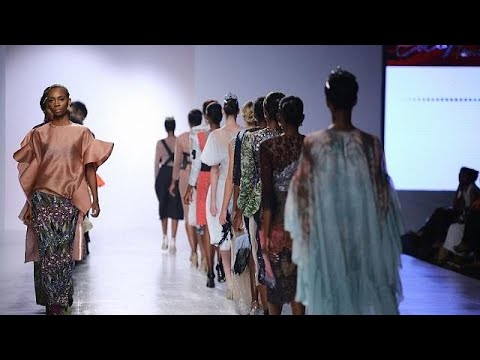 African designs on display at Lagos Fashion Week [no comment]