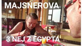 Psychopat a Majsner vs co si pamatuje z Egypta? 9 díl