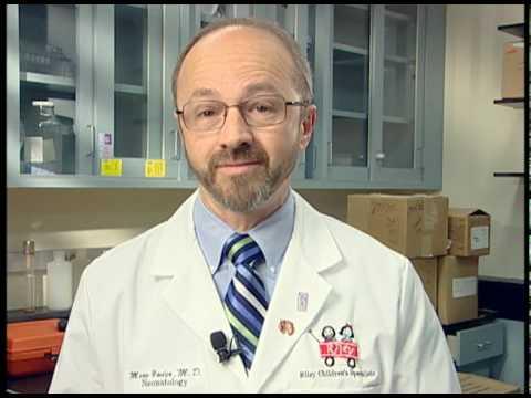 Dr. Mervin Yoder, IUSM HHS grant