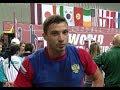 Российский гиревик поставил в Даугавпилсе новый мировой рекорд