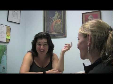 A Student's Perspective, Aug 2012 Interview with Suhaila Salimpour