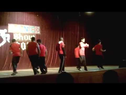 The International School Of Choueifat, Dubai Dance Show 2013 Grade 7,8,9