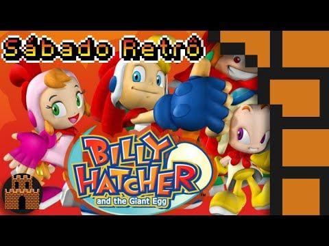 Sábado Retrô - Billy Hatcher and the Giant Egg (Game Cube)