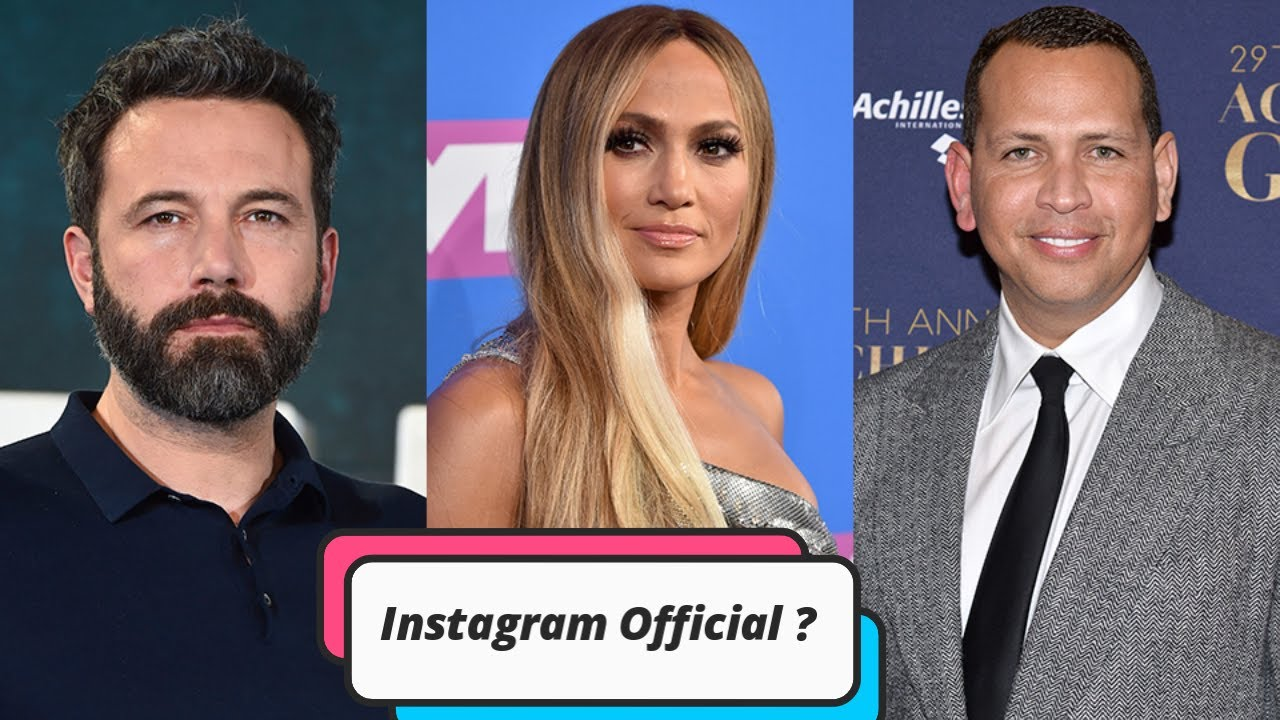 Ben Affleck Ousted Alex Rodriguez From Jennifer Lopez's Life In Only 30 Days 🤔