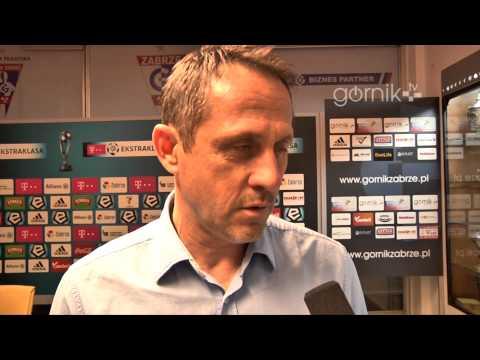 Robert Warzycha trenerem Górnika Zabrze! Wywiad. (12.03.2014)