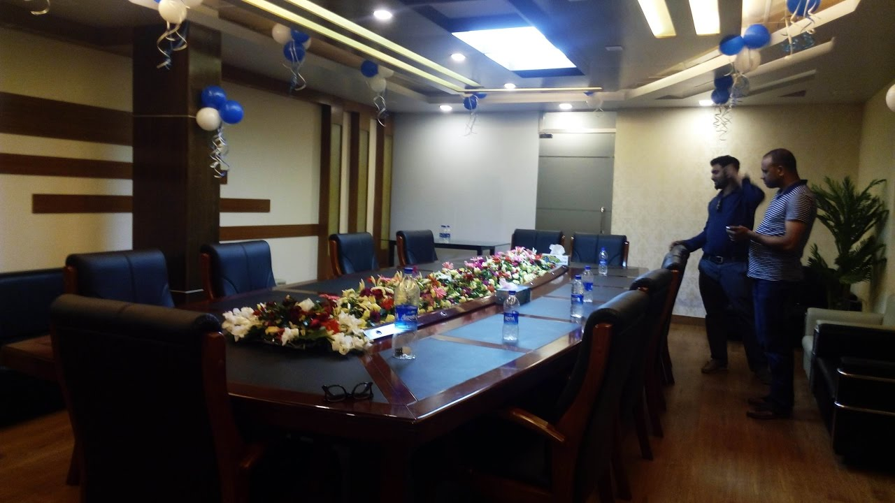 Conference room interior design in dhaka by inexterior for Bangladeshi interior design room decorating