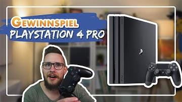 Gewinnspiel: Playstation 4 PRO gewinnen