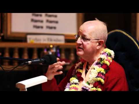 Lecture - Romapada Swami - SB 10.2.15 - Dealing with Reversals