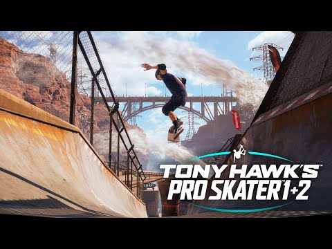Tony Hawk's™ Pro Skater™ 1 and 2 Launch Trailer
