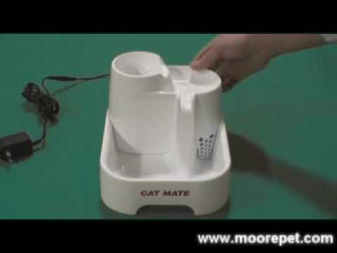 Cat Mate Fountain Water Dispenser by Animate