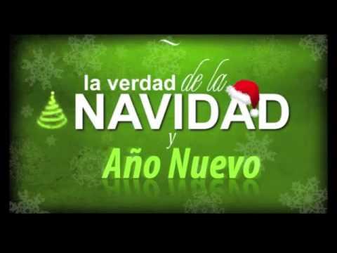 La verdad de la Navidad y Año nuevo