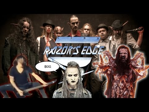 Look, Mommy! I Invented A Music Genre! - Razörs Edge #1