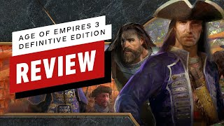 Age of Empires 3: Definitive Edition Review (Video Game Video Review)