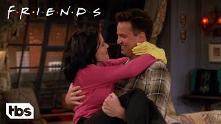 Friends: Chandler Is The Best Sex Monica's Ever Had (Season 5 Clip) | TBS