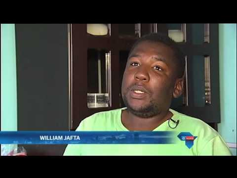 William Jafta, die Internetsensasie / William Jafta, the Internet sensation