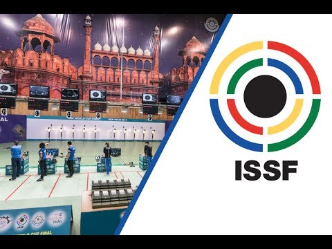 Highlights - 2017 ISSF World Cup Final in New Delhi (IND)