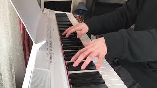 official髭男dism「pretender」耳コピしてピアノで弾いてみた