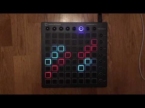 Don Diablo-Save A Little Love-[Launchpad MK2 Cover]