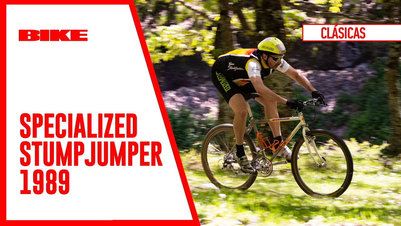 BIKE BICIS CLÁSICAS MTB: Specialized Stumpjumper Team 1989