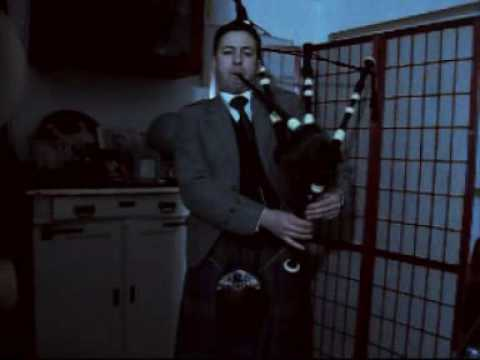Kingdom Melody 111 On Bagpipes - He Will Call