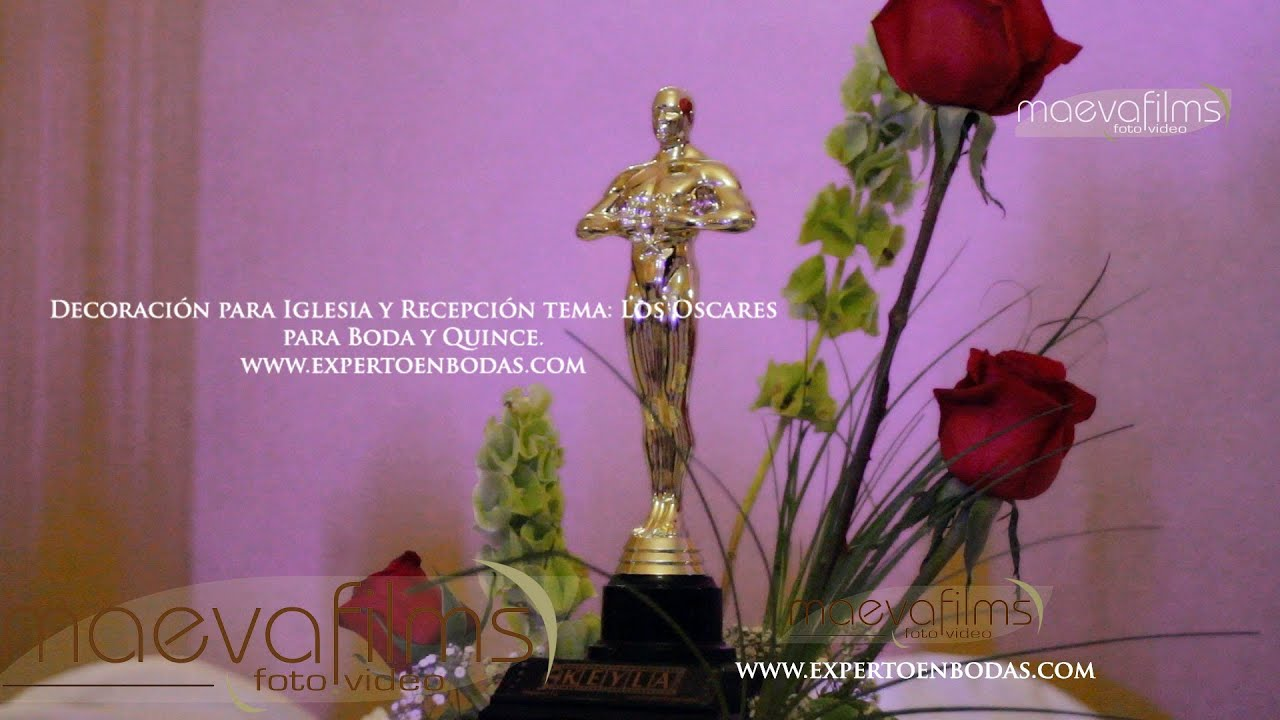Oscar Decoration Ideas