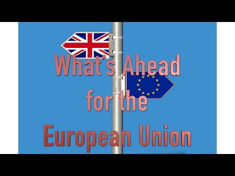 """What's Ahead for the European Union"" -- TWNow Episode_13"