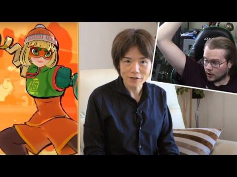 Armada is Sakurai's HYPE man || Min Min REVEAL REACTION