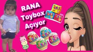 Toybox cosabybox sürpriz kutusu metre sakızı ve yumurta açtık içinden neler çıktı
