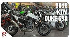 2018 KTM Duke 690 | First Ride