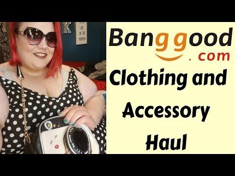 Banggood Plus Size Clothing and Accessory Haul