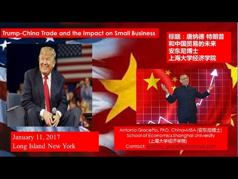 Trump-China Trade and the Impact on Small Business
