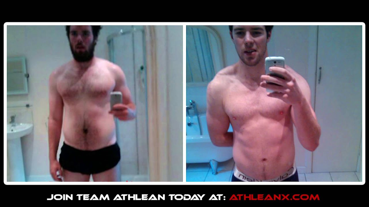 athlean x testimonial first two weeks great results youtube