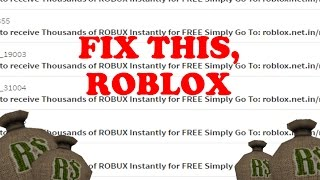 Roblox, please fix this