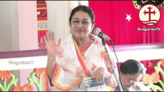 MMS Niranam Diocese Conference: Class by Prof. Mary Mathew