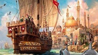 Anno Online браузерная игра стратегия Геймплей