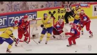 ЧМ по хоккею 2012:  Россия 7:3 Швеция - эпический сказ(музыка: Alizbar - Waltz On The Branches., 2012-05-31T19:32:24.000Z)