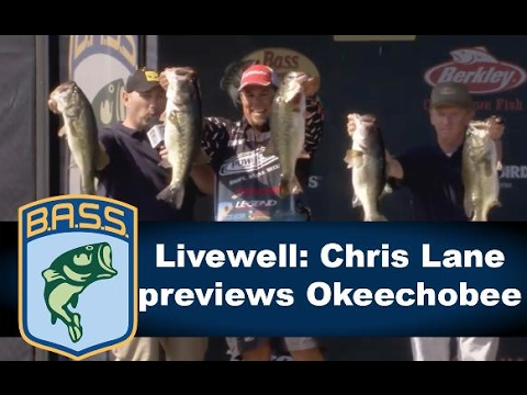 Livewell: Chris Lane previews Lake Okeechobee