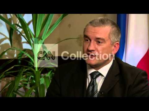 CRIMEAN PM AKSYONOV ON DEFENSE FORCES
