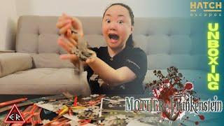 """🆄🅽🅱🅾🆇🅸🅽🅶 - """"Mother of Frankenstein: Act One"""" by Hatch Escapes!! 🧟♂️🧟♂️🧟♂️🧟♂️🧟♂️"""