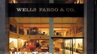 Wells Fargo apologized for its ties to slavery :56sec