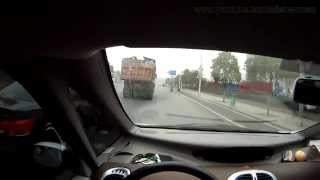 Lets drive to Citroen Service Center