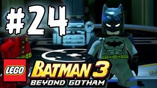 LEGO BATMAN 3 - BEYOND GOTHAM - LBA - EPISODE 24 (HD)