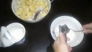 Сытный салат Семейное счастье