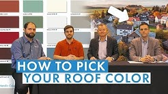 Metal Roof Color: How To Pick The Best Color For Your Roof