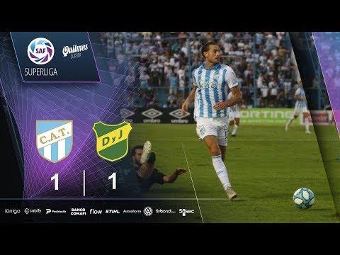 Atletico Tucuman Defensa y Justicia Goals And Highlights