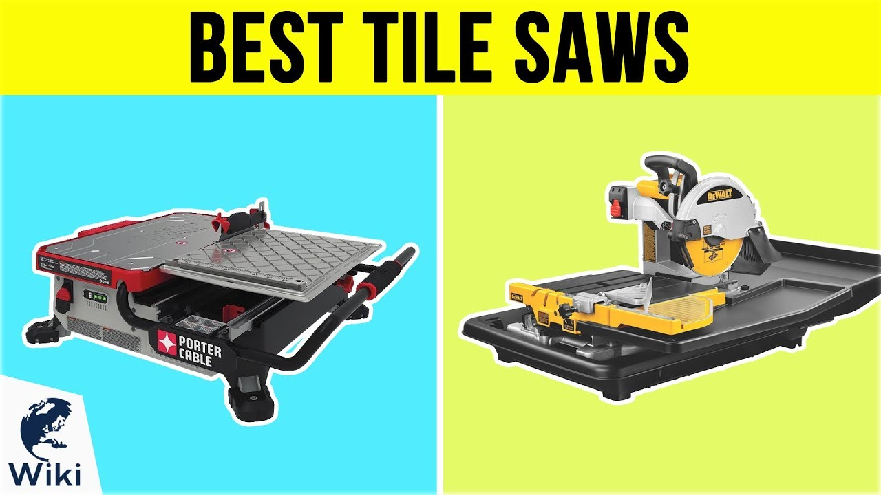 Top 8 Tile Saws Of 2019 Video Review