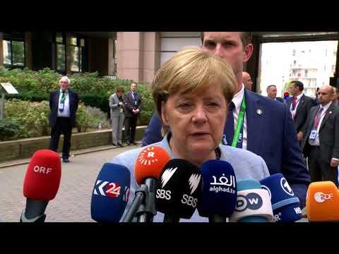 """EU-Gipfel mit Angela Merkel: """"Werden Beitrittshilfen für Türkei einschränken"""""""